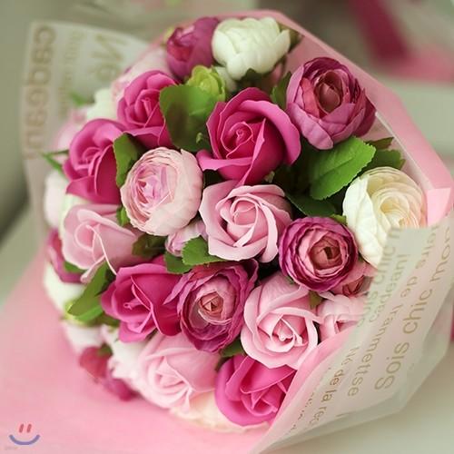 라넌 플로리안 꽃다발
