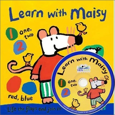 Learn with Maisy (Book & CD)