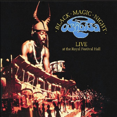 Osibisa - Black Magic Night: Live At The Royal Festival Hall (Digipack)