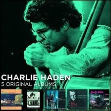 Charlie Haden (찰리 헤이든) - 5 Original Albums