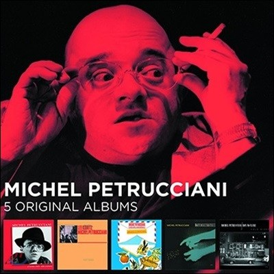 Michel Petrucciani (미셸 페트루치아니) - 5 Original Albums