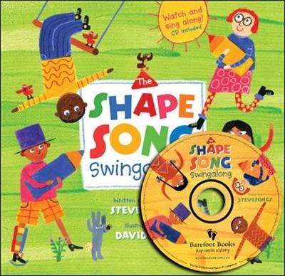 [노부영]The Shape song Swingalong (Paperback & CD Set)