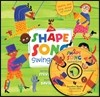 [��ο�] The Shape song Swingalong (Paperback & CD Set)