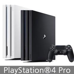 PS4 프로 본체 7117 (1TB) 블랙 / PS4 Pro