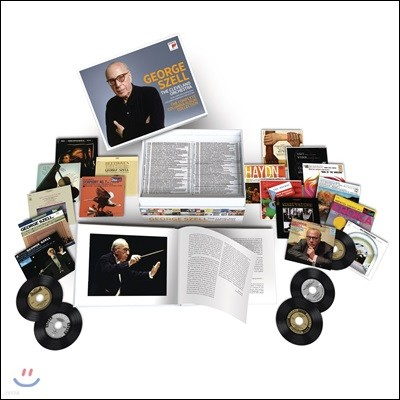 조지 셀 콜롬비아 녹음 전집 (George Szell - The Complete Columbia Album Collection)
