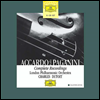 �İ��ϴ� : ���̿ø� ���ְ� ���� (Accardo Plays Paganini : Complete Violin Concerto & Other Violin Works) (6CD) - Salvatore Accardo