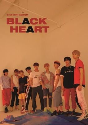 유앤비 (UNB) - 미니앨범 2집 : Black Heart [Black ver.]