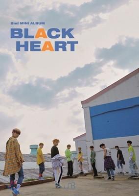 유앤비 (UNB) - 미니앨범 2집 : Black Heart [Heart ver.]
