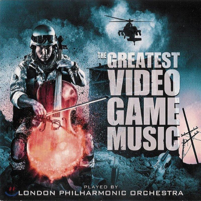 런던 필하모닉 오케스트라가 연주하는 게임 음악 모음 1집 (London Philharmonic Orchestra - The Greatest Video Game Music)