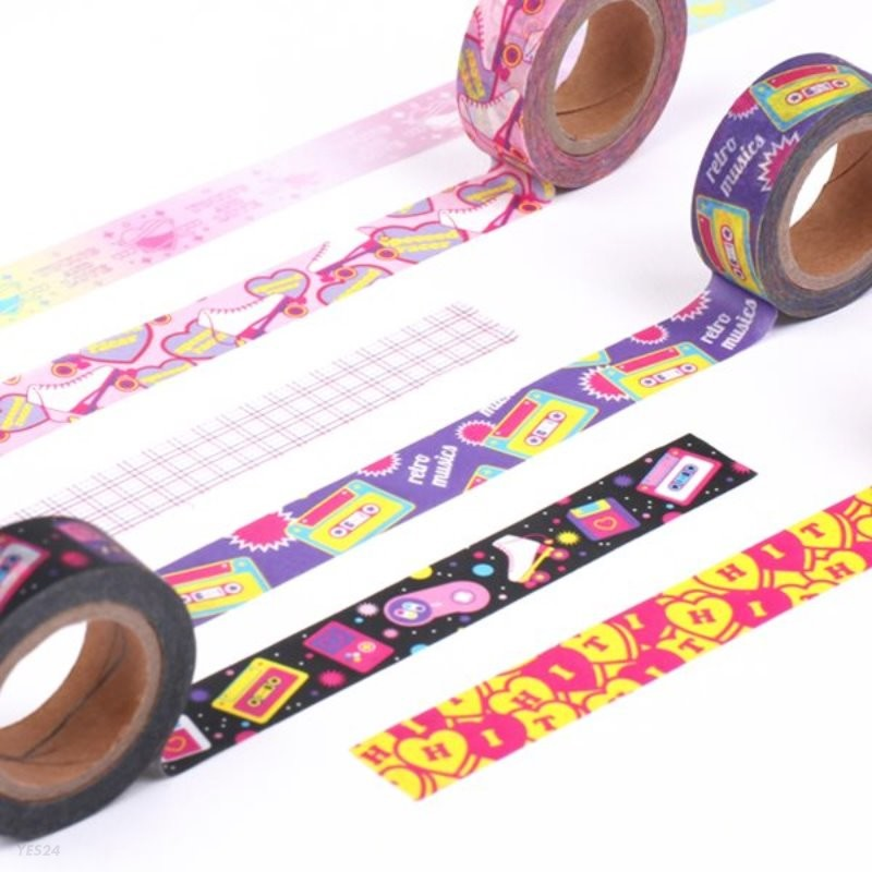 MASKING TAPE - TWINKLE YOUTH CLUB