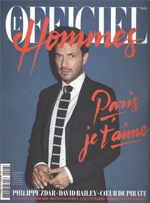 L'Officiel Hommes (계간) : 2011/2012년 No.26