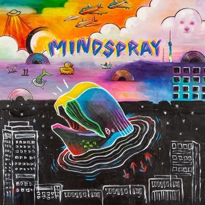 스프레이 (Spray) - Mindspray [200매 한정반 LP]