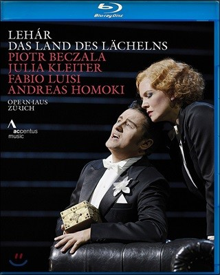 Piotr Beczala / Fabio Luisi 레하르: 미소의 나라 (Lehar: Das Land des Lachelns) 취리히 오페라 오케스트라, 파비오 루이지