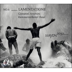 Giovanni Antonini 하이든 2032 프로젝트 6집 - 교향곡 26번 '애가', 30번, 3번 & 79번 (Haydn 2032 Volume 6 - Lamentatione)