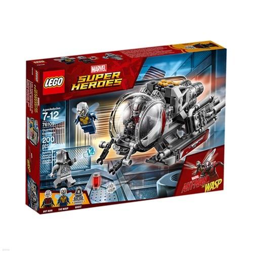 [레고 슈퍼히어로] 76109 앤트맨 퀀텀 렐름 탐험...