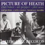 Chet Baker / Art Pepper / Phil Urso - Picture Of Heath [LP]