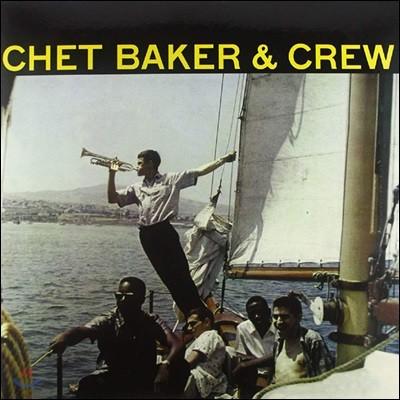 Chet Baker (쳇 베이커) - Chet Baker & Crew [2LP]