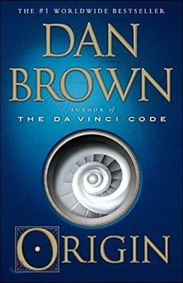 Origin : 댄 브라운 다빈치 코드 시리즈 신작 (International Edition)