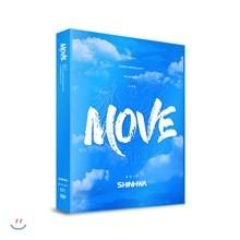 """신화 (Shinhwa) - SHINHWA 19th Anniversary Summer Live """"Move"""" DVD"""