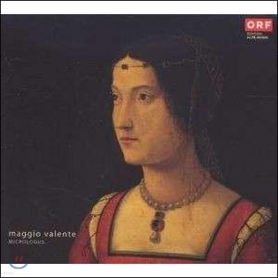 Ensemble Micrologus 중세와 르네상스 시대의 이탈리아 가곡 & 춤곡 모음집 (Maggio Valente)