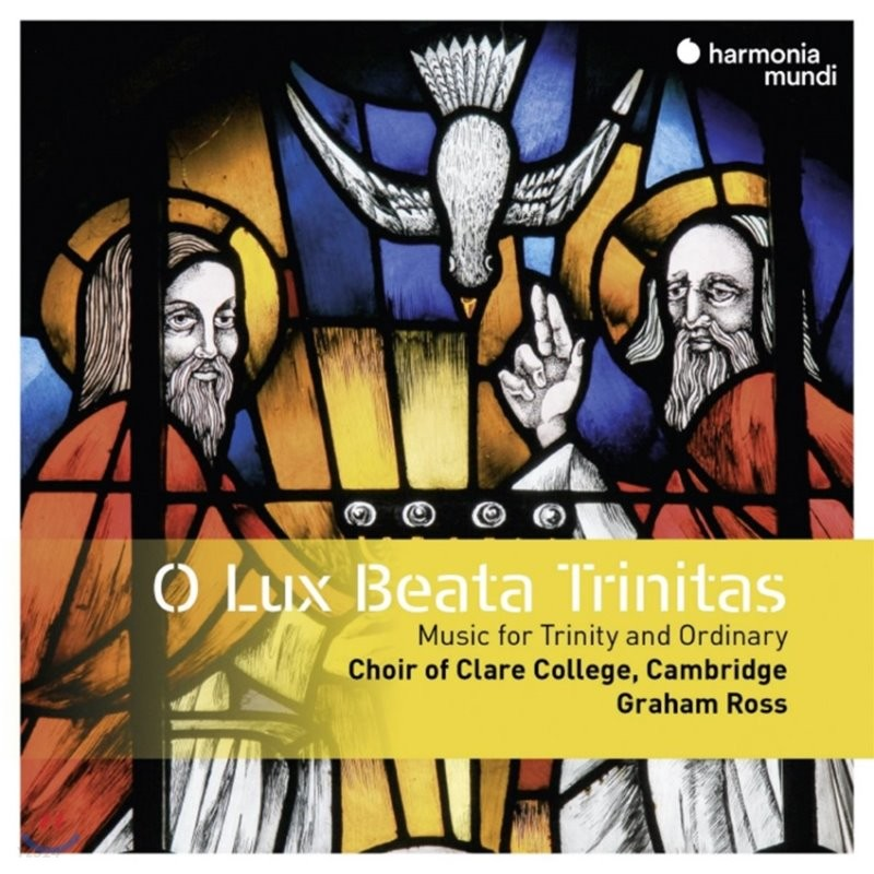 Graham Ross 삼위일체 찬가집 (O lux beata Trinitas)