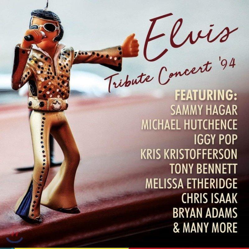 1994년 Pyramid Arena 엘비스 프레슬리 추모 공연 실황 (Elvis Tribute Concert '94)