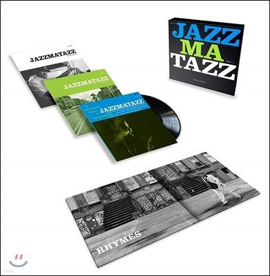 Guru (구루) - Jazzmatazz Volume.1 [발매 25주년 기념 디럭스 에디션 3LP]
