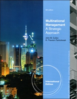 Multinational Management: A Strategic Approach (6th/E)