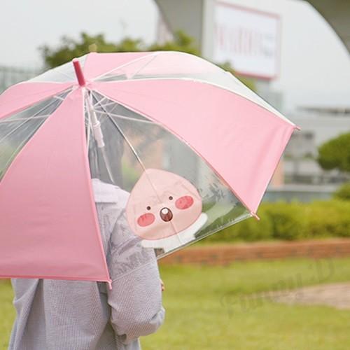 카카오프렌즈 리틀프렌즈 투명우산
