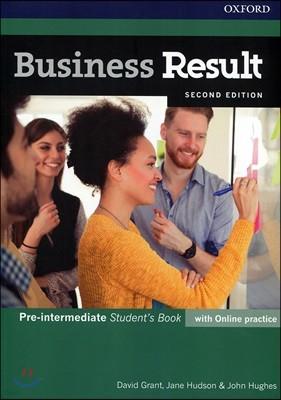 Business Result: Pre-Intermediate, 2/E