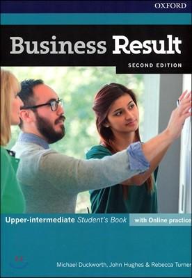 Business Result: Upper-Intermediate, 2/E