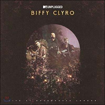 Biffy Clyro (비피 클라이로) - MTV Unplugged [2 LP+CD+DVD]