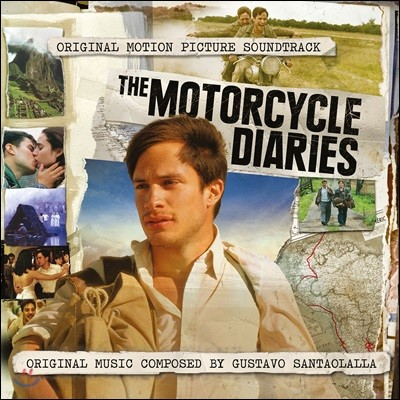 모터사이클 다이어리 영화음악 (The Motorcycle Diaries OST by Gustavo Santaolalla by Gustavo Santaolalla 구스타보 산타올라야) [LP+CD]