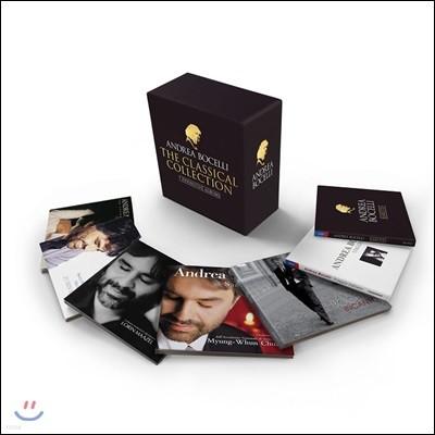 안드레아 보첼리 클래식 리사이틀 컬렉션 (Andrea Bocelli The Classical Collection)