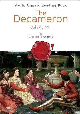 데카메론 (하권) - The Decameron, Volume 02 (영문판)