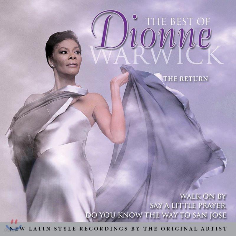 Dionne Warwick (디온 워윅) - The Best of Dionne Warwick: The Return