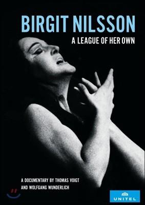 Birgit Nilsson 비르기트 닐손 탄생 100주년 기념 다큐멘터리 - 그녀 자신의 리그 (A League Of Her Own)