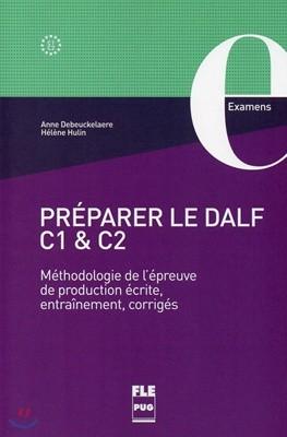 Preparer le Dalf C1 & C2
