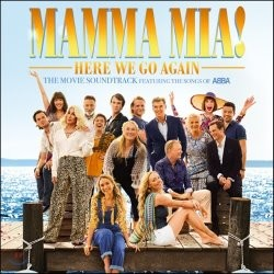 맘마미아 2 영화 음악 (Mamma Mia! Here We Go Again OST)