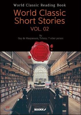 세계문학 단편소설 모음집 2 : World Classic Short Stories. VOL. 02 (영문판)