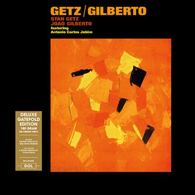 Stan Getz & Joao Gilberto - Getz / Gilberto (Gatefold Cover)(180G)(LP)