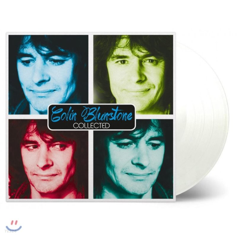 Colin Blunstone (콜린 블런스턴) - Collected [화이트 컬러 LP]