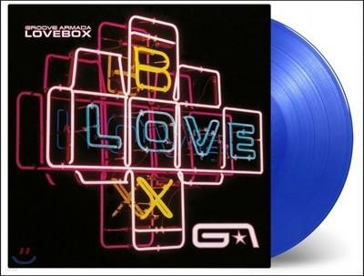 Groove Armada (그루브 아마다) - Lovebox [투명 블루 컬러 2LP]