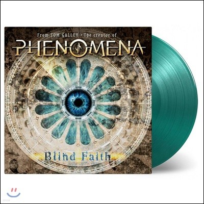 Phenomena (페노미나) - Blind Faith [투명 그린 컬러 LP]