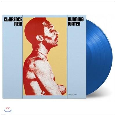 Clarence Reid (클라렌스 리드) - Running Water [블루 컬러 LP]