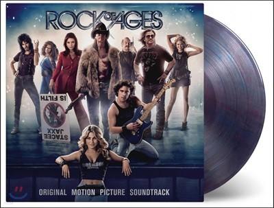 락 오브 에이지 영화음악 (Rock of Ages OST) [레드 & 블루 믹스 컬러 2LP]