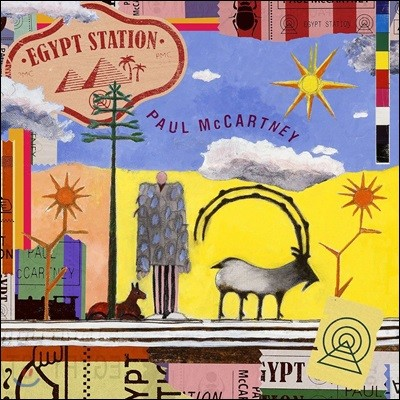 Paul McCartney (폴 매카트니) - Egypt Station [2LP]