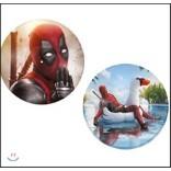 데드풀 2 영화음악 스코어 음반 (Deadpool 2 Original Motion Picture Score byj Tyler Bates)