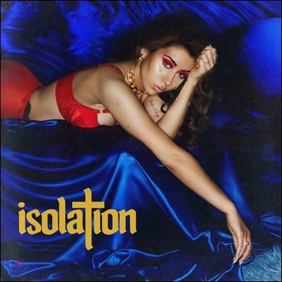 Kali Uchis (칼리 우치스) - Isolation (Explicit Lyrics) [블루 컬러 LP]