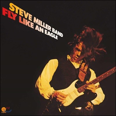 Steve Miller Band (스티브 밀러 밴드) - Fly Like An Eagle [LP]
